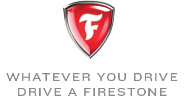 Whatever You Drive, Drive a Firestone