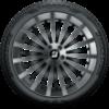 Bridgestone Turanza QUIETTRACK Angle view