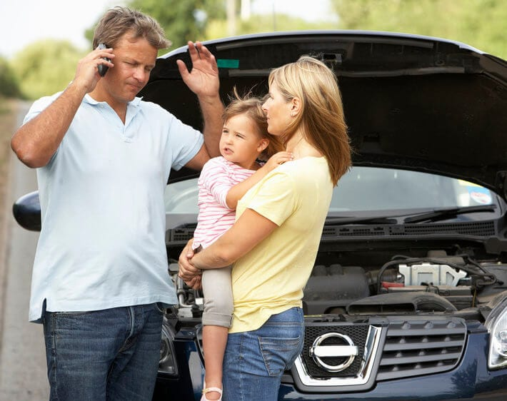 How to Prevent Common Causes of Car Breakdowns