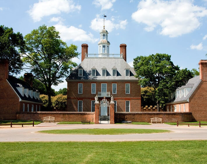 governor's palace colonial williamsburg
